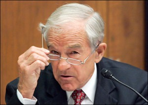 Ron Paul Angry