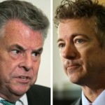 Peter King: Rand Paul 'Lies' About NSA, 'Doesn't Deserve to Be in the United States Senate'