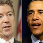 Obama Backs Rand Paul's Bill to End Iraq War Authorization