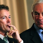 Ron Paul: Don't worry about Ebola – Rand Paul: Worry about Ebola