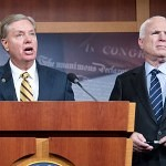 If McCain And Graham Are So Concerned About ISIS, Why Did They Support Arming Them?