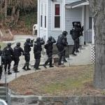 More than half of SWAT raid operations find nothing
