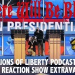 Lions of Liberty GOP Debate Reaction Show!